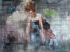 Deenesh-Ghyczy_Selena,2010,150x200cm