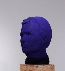 Kontra Ágnes: Kék fej I.