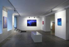 Kitakart képek - kiállítás enteriőr